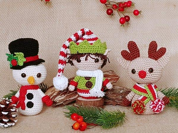 TOFT Mini Crochet Amigurumi Kit: Eleanor the Labrador | 450x600