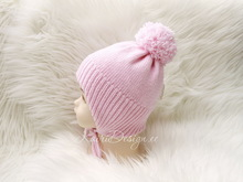 Machine knitting Baby Hat