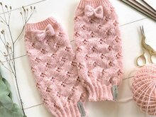Knitting Pattern - Legwarmers EVA - 3 sizes - No.232E