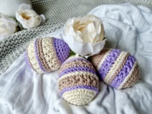 Easter Eggs - Crochet Pattern