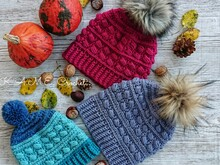 Goldberry Beanie