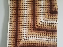 Pattern Coco Baby cuddle blanket