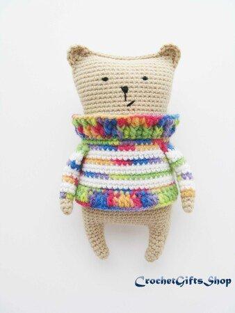 Sweater – Amigurumi Patterns | 450x338