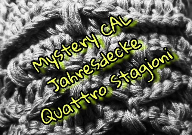 MysteryCAL Yearblanket Quattro stagioni