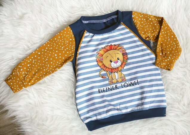 Babyshirt mini college boy Gr. 50-92