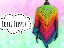 Crochet pattern Lotti Pepper
