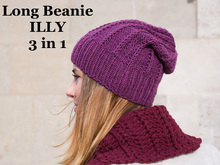 Long Beanie ILLY