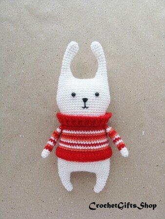 Mimi the little bunny amigurumi pattern - Amigurumipatterns.net | 450x338