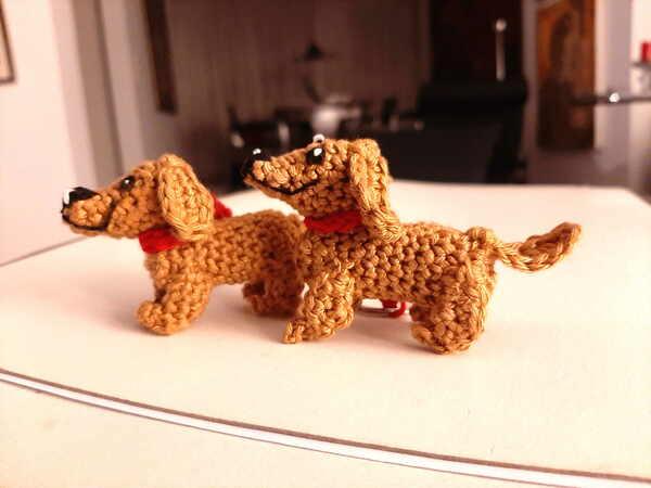 Dog Archives - maiu amigurumi | 450x600