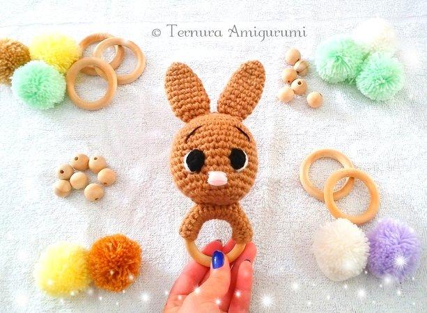 Dutch rabbit | Knitting Patterns | LoveKnitting | Rabbit knitting ... | 450x613