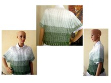 crochet pattern summershirt Sama