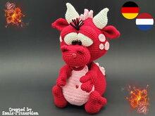 Crochet pattern for beginners – Sea Creatures | Sabrina's Crochet | 165x220