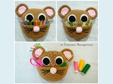 haakpatroon Multifunctioneel Muis PDF Ternura Amigurumi ENGLISH- DEUTSCH- DUTCH