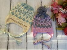Dolls Hat Knitting Pattern