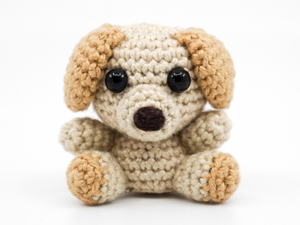 Miniature crochet Panda, Tiny Panda, little bear, Amigurumi tiny ... | 450x600