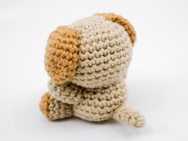 móhu — Amigurumi Elephant Pattern I recently made some... | 450x600