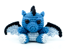 Amigurumi Mini Dragon Crochet Pattern
