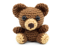 Amigurumi Mini Bear Crochet Pattern