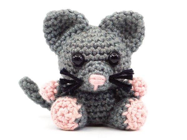Beautiful Skills - Crochet Knitting Quilting : Cuddle Me Hippo ... | 450x600