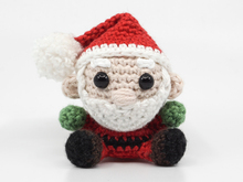 Amigurumi Mini Santa Claus Crochet Pattern