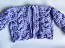Cable Cardigan Toddler-Child