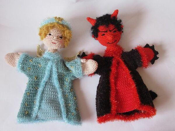 Teufel Und Engel Spiel
