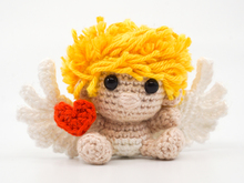 Amigurumi Mini Cupid Crochet Pattern
