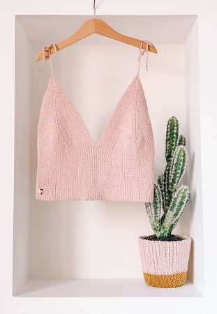 Summer Top LOLA Crochet Pattern PDF