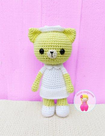 Cheshire cat | mamabicemakes | 450x348
