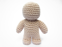 Amigurumi One Piece Crochet Doll Crochet Pattern