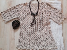 Crochet Top Pattern Grace