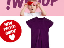 !Whoop Kids No 71 Shirt Size 86 to 128 Pattern & Manual