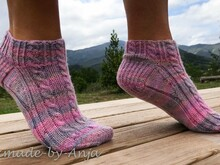 "Sneakersocken ""Salinas"""