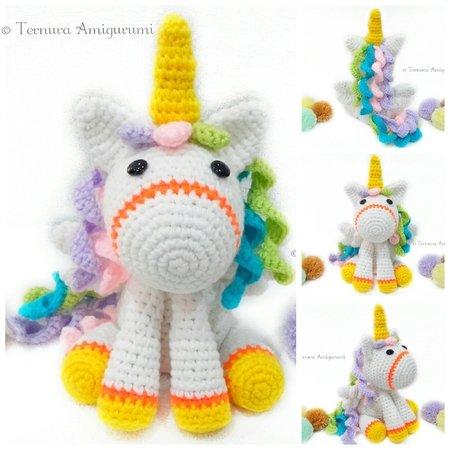 White rabbit amigurumi pattern   Coelho de crochê, Bonecas de ...   450x450