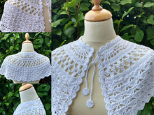 Crochet Childs Cape Pattern
