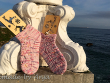 "Sneakersocken ""Candas"""