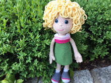 Crochet Pattern Alice