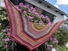 Springbreak Ponchotuch by Elso Designs