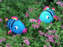 Crochet Pattern Chris the Fish