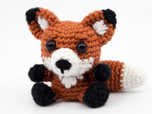 Amigurumi Mini Fox Crochet Pattern