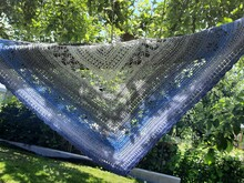 "Shawl ""the first"""