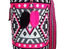 "Anleitung für Mochila ""Carolina""/ Single-Thread-Technik der Wayuu"