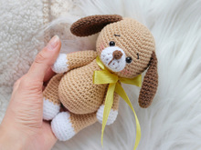 Crochet pattern Little puppy