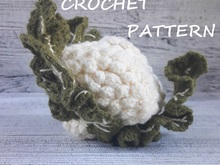 Cauliflower Crochet Pattern