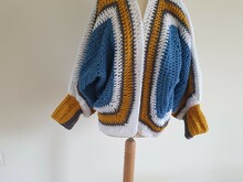 Anleitung The Dory Cardigan