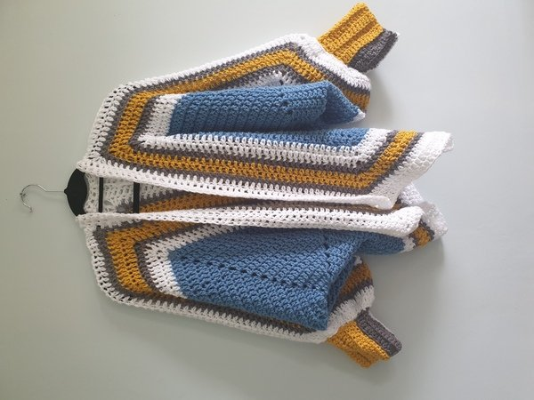Pattern The Dory Cardigan