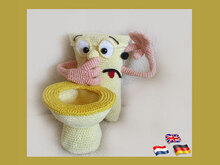 Toilet Danger