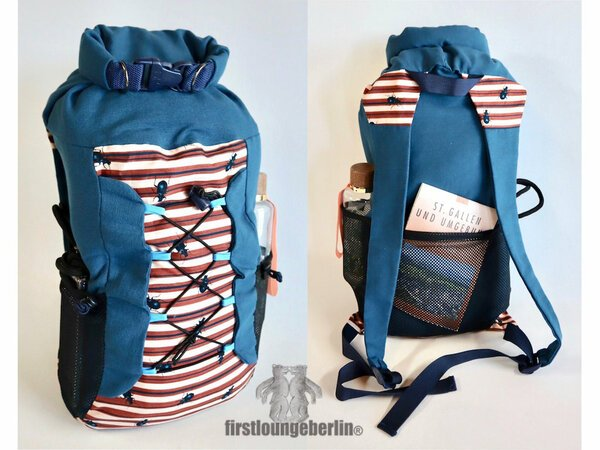 Mex Rucksack Seesack Tasche Outdoor Camping Wanderrucksack Fur Die Familie Xs Xxl E Book Schnittmuster