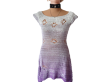 "Tunic / dress ""Flower"""
