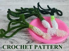 Spring Onion Crochet Pattern